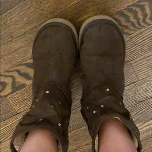 Limited too Brown boots